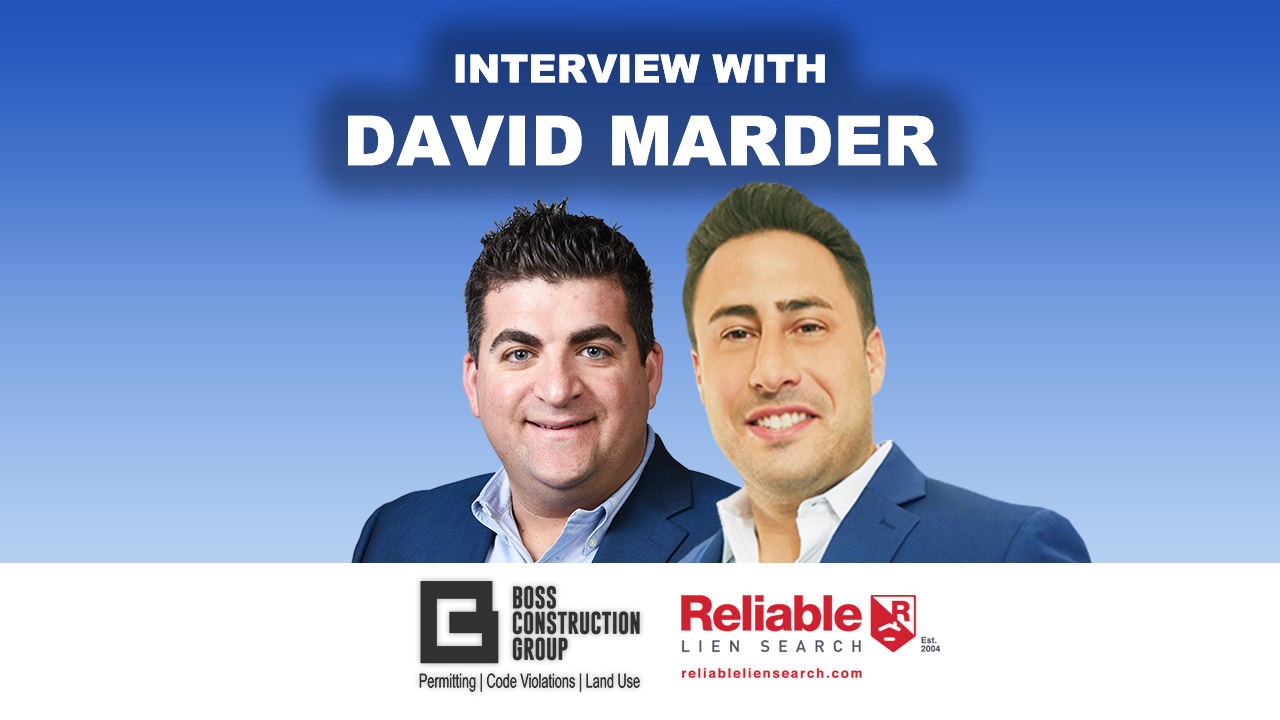 Interview with David Marder from Level Reality in Fort Lauderdale